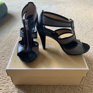 Like new Michael Kors strappy heels